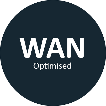 WAN Optimised